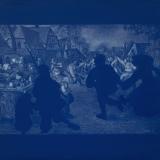 """da """"Danza di contadini"""" di Pieter Bruegel"""